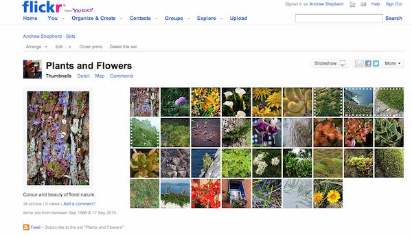 Plantspage