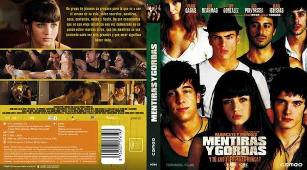 Mentiras y gordas 2009 ws spanish r2 front cover 52246